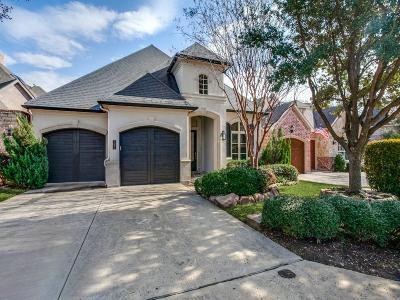 Dallas Single Family Home For Sale: 14024 Falls Creek Court