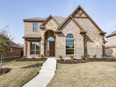 Forney Single Family Home For Sale: 309 Fox Hollow Boulevard