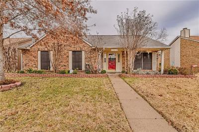 Grand Prairie Single Family Home For Sale: 2118 Osage Trail