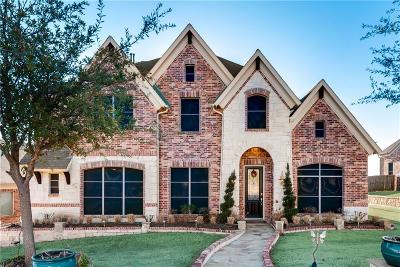 Garland Single Family Home Active Option Contract: 2450 Channel Isle Drive
