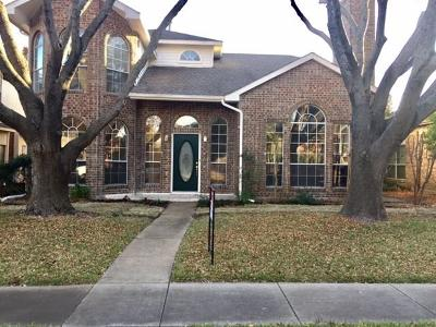 Single Family Home Sold: 1728 Crescent Creek Lane