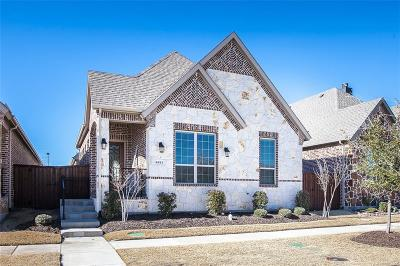 Frisco Single Family Home Active Option Contract: 8737 Ludlow Drive