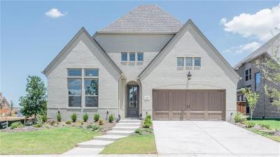 Frisco Single Family Home For Sale: 536 Thoroughbred Avenue