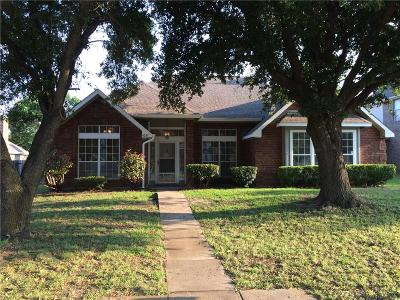 Grand Prairie Single Family Home For Sale: 4237 Briar Hill Drive
