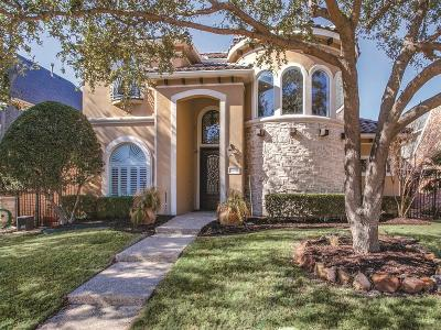 Plano Single Family Home For Sale: 6709 Shady Bend Lane
