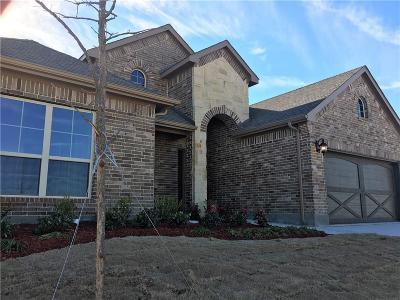 Aledo Single Family Home For Sale: 15221 Saralily Way