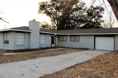 Carrollton Single Family Home For Sale: 2303 Lakeland Drive