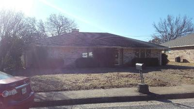 Duncanville Single Family Home Active Option Contract: 210 Swan Ridge Drive
