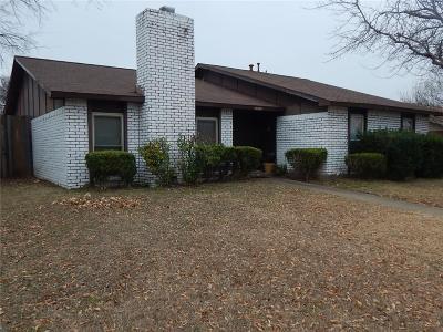 Single Family Home For Sale: 10238 White Elm Road