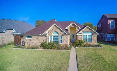 Garland Single Family Home Active Option Contract: 4925 Meadow Vista Place