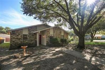 Garland Residential Lease For Lease: 2614 Branch Oaks Drive
