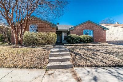 Arlington TX Single Family Home For Sale: $195,000