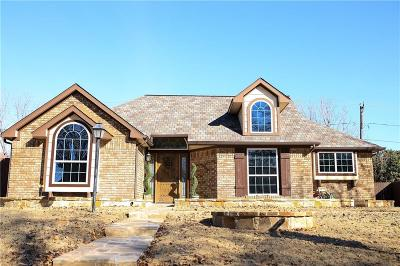 Grand Prairie Single Family Home For Sale: 2744 Wentworth Drive
