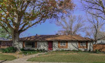 Plano Single Family Home For Sale: 1609 Westridge Drive