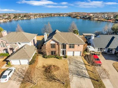 Irving Single Family Home For Sale: 1413 Lakeshore Drive