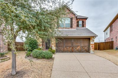 Lewisville Single Family Home For Sale: 3001 White Stag Way