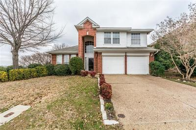 Irving Single Family Home For Sale: 9420 Preston Trail