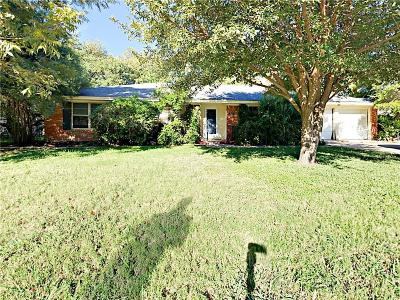 Fort Worth Single Family Home For Sale: 5108 South Drive