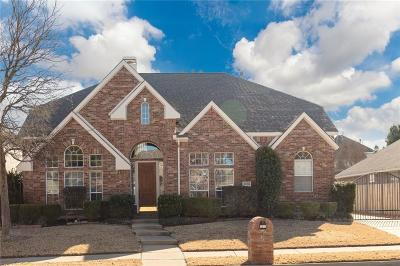 Keller Single Family Home Active Option Contract: 1814 Falcon Drive