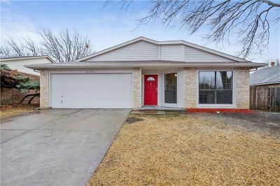 Arlington TX Single Family Home For Sale: $163,000