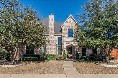 Frisco Single Family Home For Sale: 3920 Siena Drive
