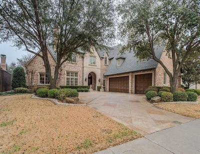 Allen, Celina, Dallas, Frisco, Mckinney, Melissa, Plano, Prosper Single Family Home For Sale: 3104 Briarwood Lane