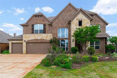 Little Elm Single Family Home For Sale: 2261 Hideaway Point Drive