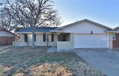 Dallas, Fort Worth Single Family Home For Sale: 3574 Paint Trail