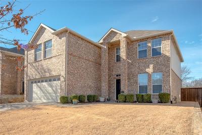 McKinney Single Family Home For Sale: 2304 Dalhart Trail