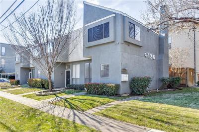Condo Active Option Contract: 4126 Avondale Avenue #A