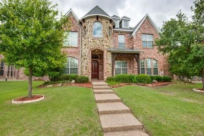 Frisco Single Family Home For Sale: 10259 Bowling Green Drive