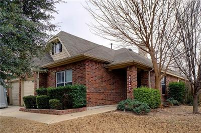 Fort Worth Single Family Home For Sale: 13755 Trail Stone Court