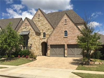 Irving Single Family Home Active Option Contract: 641 Clearwater Drive