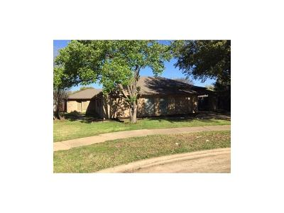 Carrollton  Residential Lease For Lease: 1603 Railhead Place