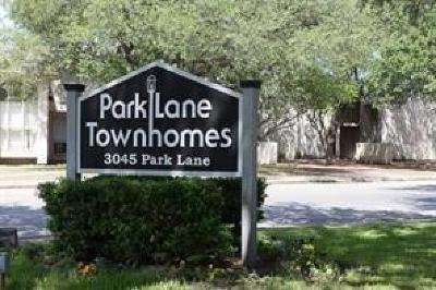 Townhouse For Sale: 3045 Park Lane #1025