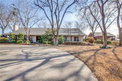 Ennis Single Family Home For Sale: 6063 E Highway 34