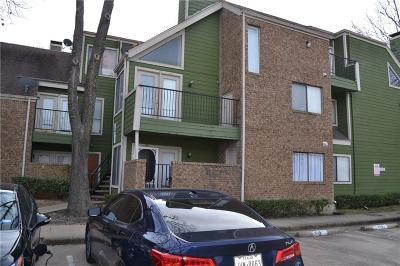 Dallas Condo For Sale: 9803 Walnut Street #206