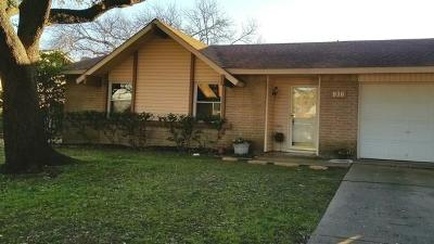 Plano Single Family Home For Sale: 936 Cross Bend Road