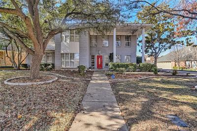 Fort Worth Single Family Home For Sale: 7324 Old Mill Run