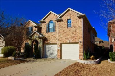 Irving Single Family Home For Sale: 1205 Valley Vista Drive