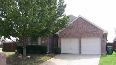 Flower Mound Single Family Home Active Option Contract: 2332 Suntree Lane