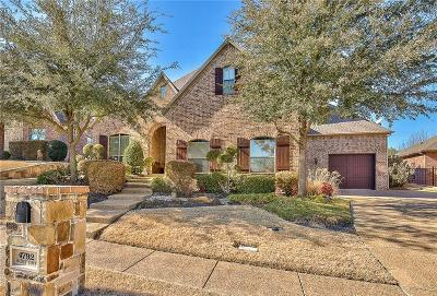 Rockwall Single Family Home Active Option Contract: 4792 Secret Cove