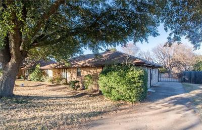 Fort Worth Single Family Home For Sale: 4504 Foxfire Way