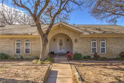 Bedford, Euless, Hurst Single Family Home For Sale: 2845 Hurstview Drive