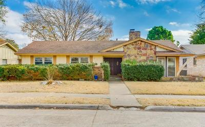 Garland Single Family Home For Sale: 902 Delray Drive