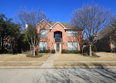 Plano Single Family Home For Sale: 4317 Sendero Trail