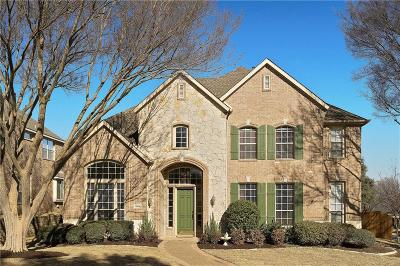 Frisco Single Family Home For Sale: 8518 Brown Stone Lane