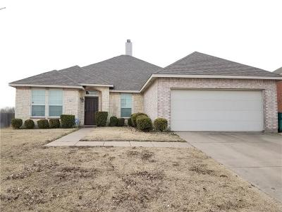 Cedar Hill Single Family Home For Sale: 1615 Willow Lane