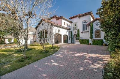 Irving Single Family Home For Sale: 4232 Saint Andrews Boulevard