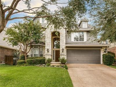 Dallas Single Family Home Active Option Contract: 7945 Glade Creek Court